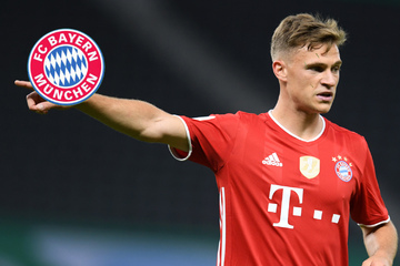 FC Bayern sichert sich Joshua Kimmich offenbar bis 2026