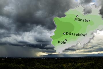 Neue Woche, neue Wolken: Trockener und kühler Start in NRW