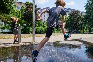 Hitze-Hammer in Berlin und Brandenburg: Auf Sommer-Sonne folgt Unwetter-Gefahr