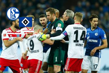 Schalke gegen den HSV im Free-TV! Sat.1 zeigt Auftakt-Kracher live