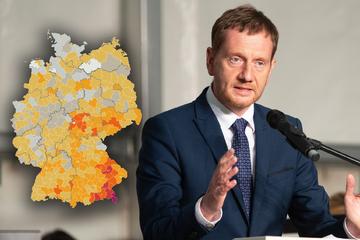 """Sachsen-MP warnt vor Ende der Corona-Maßnahmen: """"Zu schnell in die Normalität"""""""