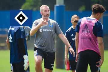 """HSV-Trainer Tim Walter erklärt: """"Bin ein anderer Trainer geworden!"""""""