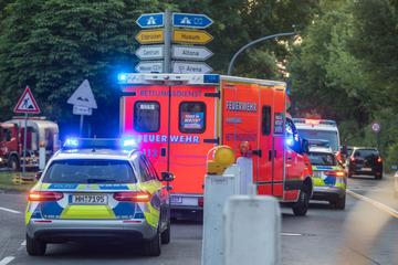 Unfall an der Alster: Fußgängerin von SUV erfasst