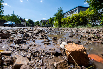 Stadt warnt vor Krankheitserregern im Hochwasser-Schlamm!