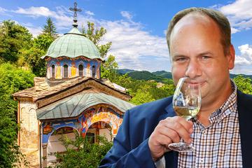 Dirk Hilbert feiert seinen 50. im Kloster ... und im Weingut!