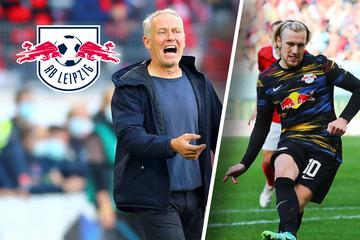 """SC Freiburg schimpft über Elfer für RB Leipzig: """"Den darfst du nicht pfeifen!"""""""
