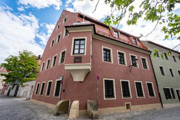 Früheres Wohnhaus von Georg Ratzinger wird renoviert