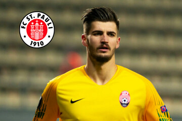 UEFA feiert neuen St.-Pauli-Keeper Vasilj für Monsterparade in der Europa League