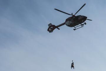 Wanderunglück im Elbsandstein-Gebirge: Mann stürzt 20 Meter in die Tiefe