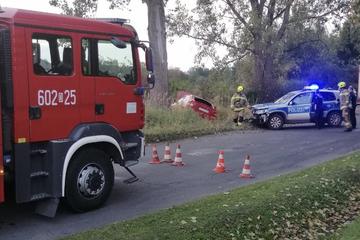 Diebe auf frischer Tat ertappt: Verfolgungsjagd durch Zittau endet mit Unfall in Polen!