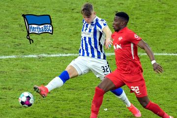 Hertha übt schon Elfmeterschießen: Netz-Abgang wird konkreter