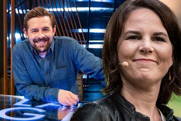 """Baerbock im Kinder-Interview bei Late Night Berlin: """"Bin reicher als viele andere Menschen im Land"""""""