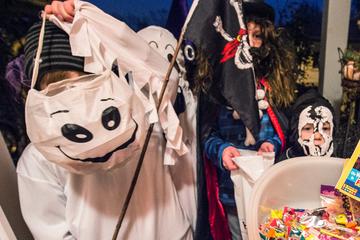 Halloween mit Masken der anderen Art: Sozialministerium empfiehlt Mund-Nase-Schutz für Kinder