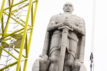 """Hamburg: """"Zahlreiche Vorschläge"""": Was wird aus der umstrittenen Bismarck-Statur?"""