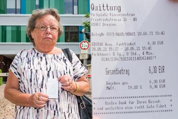 Dresden-Friedrichstadt: Achtung, hier kostet Parken 6 Euro pro Stunde!