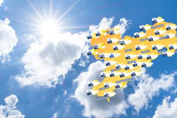 Sommer, Sonne, Sonnenschein: Sachsen steht warmes Wochenende bevor