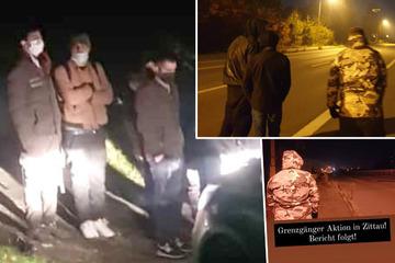 Dresden: Polizei alarmiert! Neonazis machen Jagd auf Migranten an Sachsens Grenze