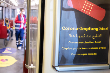 Frankfurt: Corona-Impfung in der Straßenbahn: Bald auch in Frankfurt möglich