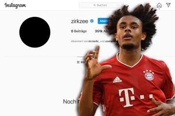 Reaktion auf Beleidigungen? Joshua Zirkzee löscht nach Tor-Patzer alle Bilder auf Instagram