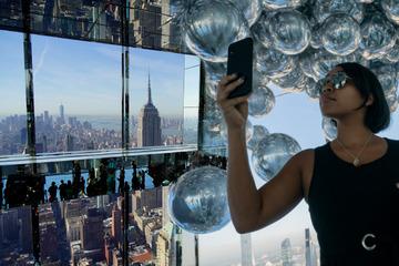 """Spektakuläre neue Aussichts-Plattform """"Summit"""" in New York eröffnet"""