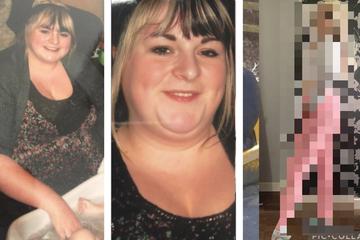 Dreifach-Mama wog fast 140 Kilo: Jetzt sieht sie komplett anders aus