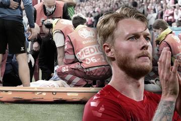 Psychische Folgen! Dänemark-Kapitän Kjaer gibt zu: Eriksen-Trauma verfolgt ihn noch immer
