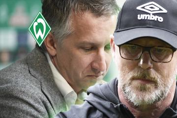 Werder Bremen setzt Schaaf vor die Tür, dieser schäumt vor Wut: Es brennt um Baumann!