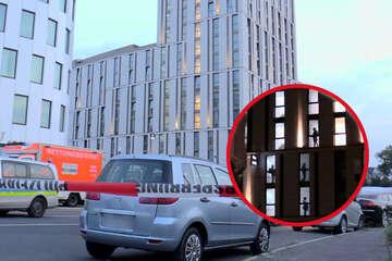 SEK-Teams durchkämmen Düsseldorfer Hotel nach Waffen-Fund: Polizei nimmt 40-Jährigen fest
