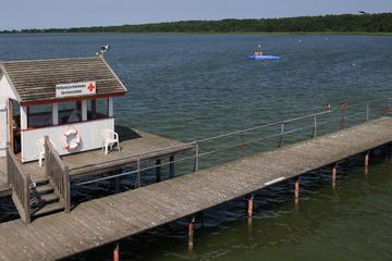 Tauchgang in die Vergangenheit: Im Mittelalter sank ein Boot auf den Grund dieses Sees