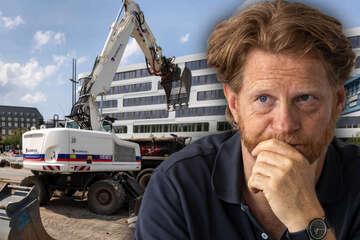 TAG24 fragt: Herr Baubürgermeister Stötzer, was tun Sie gegen das Baustellen-Chaos in Chemnitz?