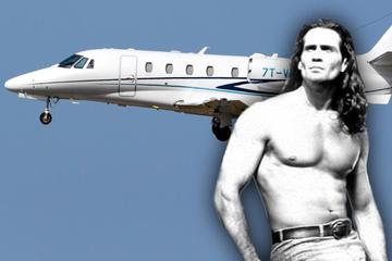 Privatflugzeug stürzt ab: Tarzan-Schauspieler wohl an Bord