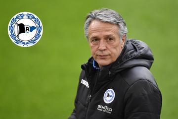 Arminia Bielefeld entlässt Aufstiegstrainer Uwe Neuhaus