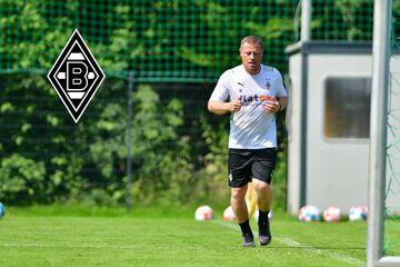 """Gladbach-Manager Eberl zur aktuellen Transferlage: """"Das ist ein Schneckenrennen"""""""