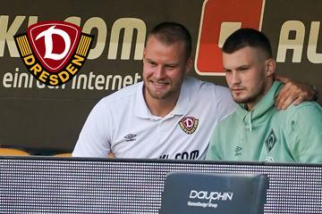 Dynamo gegen Bremen: Deshalb saßen die Mai-Brüder auf der Bank