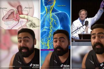 Rektalmassagen gegen Schluckauf! Arzt empfiehlt außergewöhnliches Heilmittel
