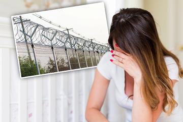 Corona-Stress zu groß: Frau bleibt lieber im Gefängnis, statt ihre Kinder zu betreuen