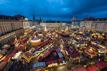 Schon jetzt entschieden: Dresdner Weihnachtsmärkte dürfen dieses Jahr früher öffnen
