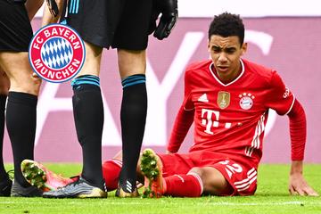 Trainingsschock für Jamal Musiala beim FC Bayern! Auch Routinier übel erwischt