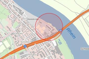 Leiche von Männern am Rhein versteckt? Polizei sucht Ufer und Fluss ab!