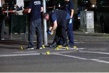 Berlin: Schießerei vor Shisha-Bar in Berlin-Wedding: Drei Verletzte