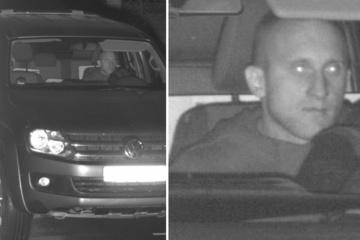 Blöd gelaufen: Autodieb wird bei Flucht geblitzt, jetzt fahndet die Polizei