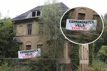 Chemnitz: Antifa fordert Erhalt der KZ-Villa in Frankenberg