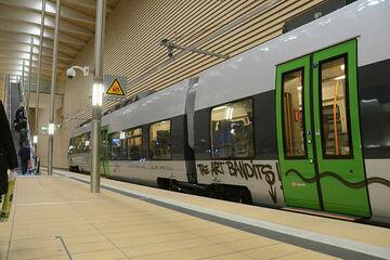 Leipzig: Tödlicher Unfall am Leipziger Hauptbahnhof: City-Tunnel für mehrere Stunden gesperrt