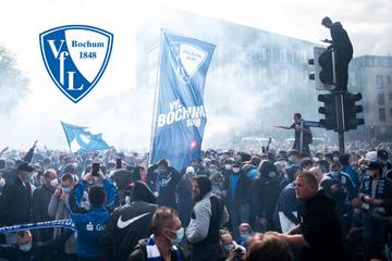 Ausschreitungen und Randale: Erschütterndes Resümee der Polizei nach Aufstiegsfeier des VfL Bochum