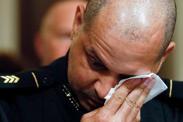 Nach unfassbarer Brutalität: Vier traumatisierte Polizisten begehen Selbstmord