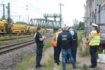 Bombenfund! Bahnverkehr in Hamburg lahmgelegt