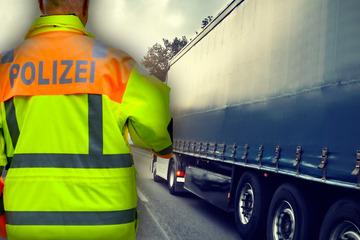 Polizei stoppt Lasterfahrer auf der A3: Was der am Steuer treibt, ist kaum zu fassen