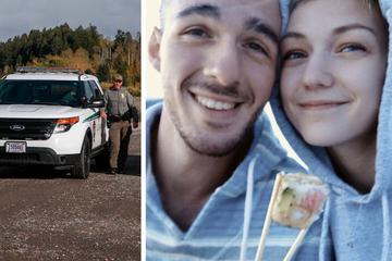 Mysteriöser Todesfall Gabby Petito: Zeugin hat Verlobten nahe dem Fundort der Leiche gesehen