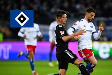 HSV kommt gegen Düsseldorf trotz Führung und Überzahl nicht über Remis hinaus!