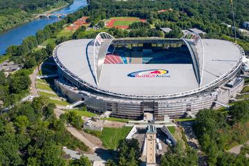 Leipzig: Neuer Hauptzugang für RB-Arena: Stadion-Umfeld vor Umgestaltung